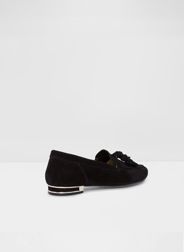 Aldo Roosen-Tr - Siyah Kadin Loafer Ayakkabi Siyah